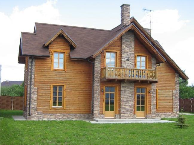 Дом в деревне в истринском районе